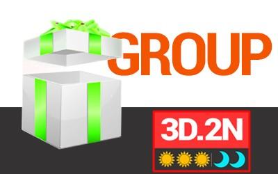 Barkadahan|Group Package