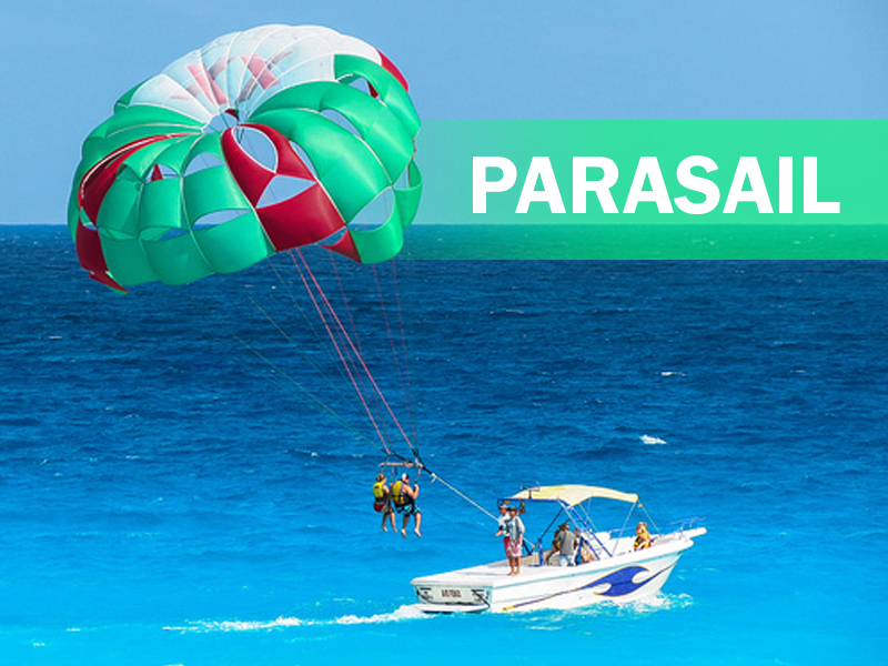 featured - parasail