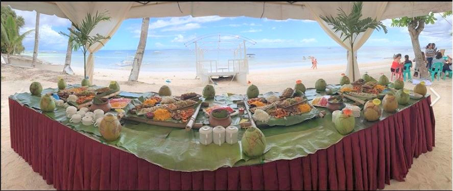 BOODLE LUNCH by the Beach